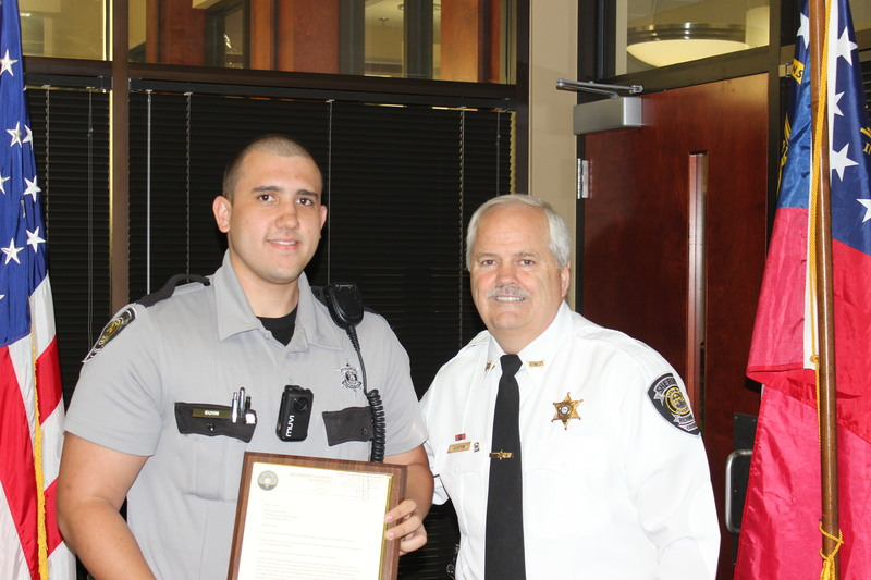 Commendations Richmond County Sheriff S Office